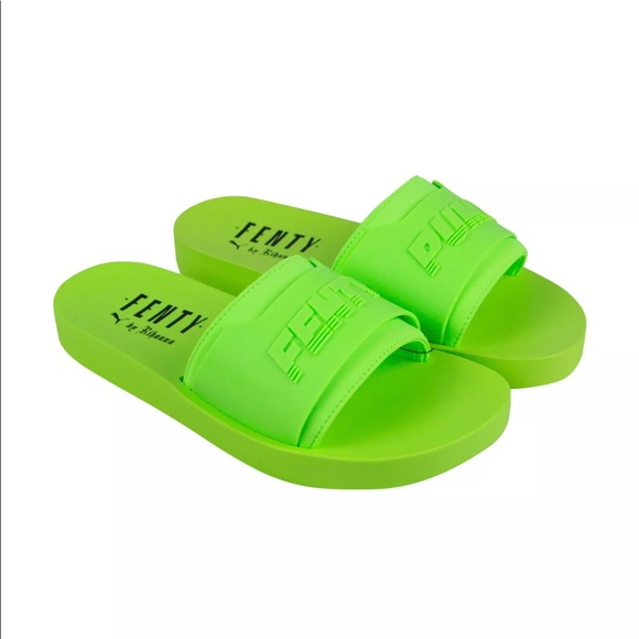 659472276164 Puma x Fenty by Rihanna Surf Slides 6.5 NEW  80